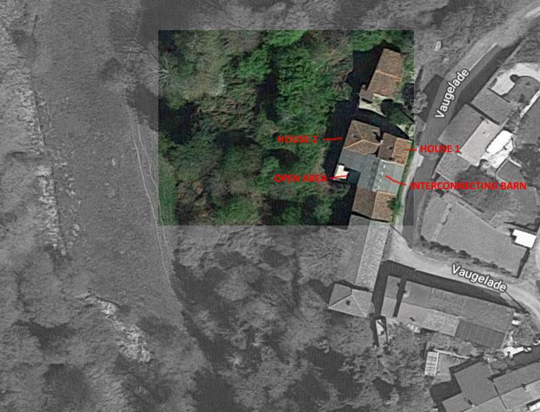Our Limousin houses, google maps image - good place to shoot! / Photography by Independent / Uploaded 11th June 2018 @ 10:12 AM