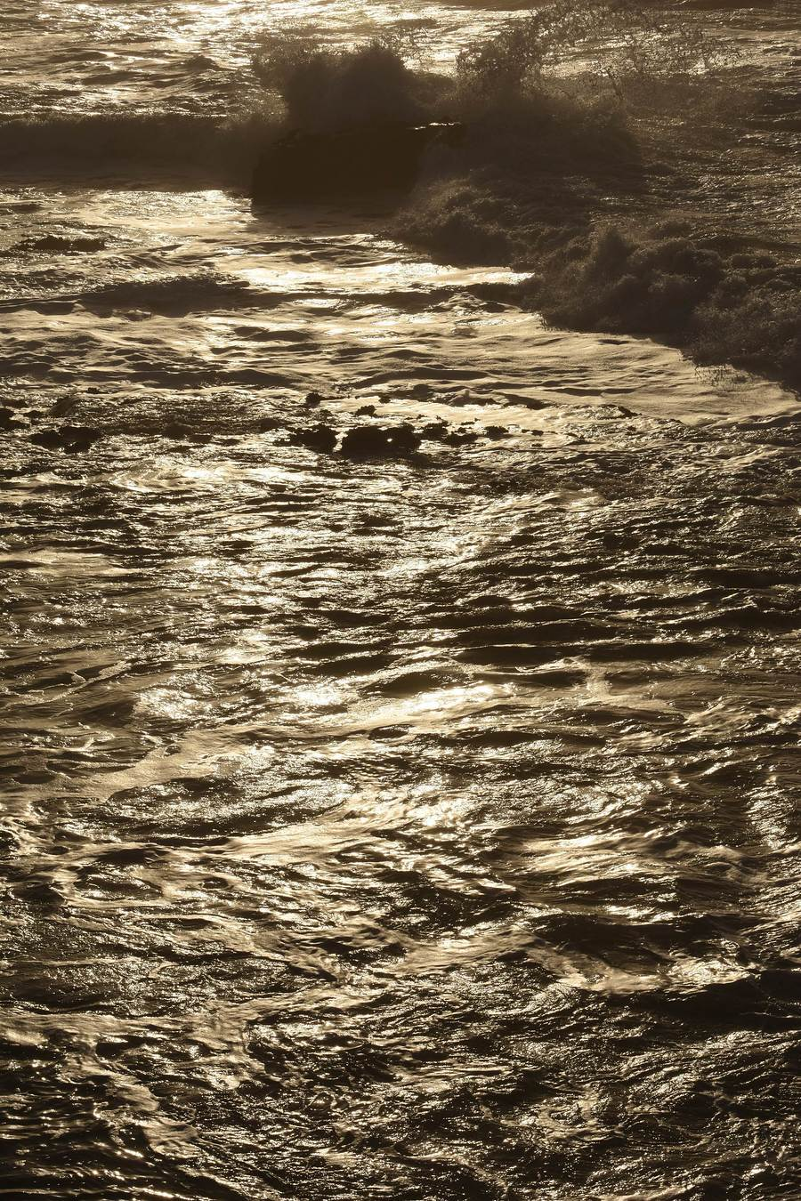 Swirling sea at Essaouira / Photography by Independent / Uploaded 27th June 2018 @ 06:54 PM