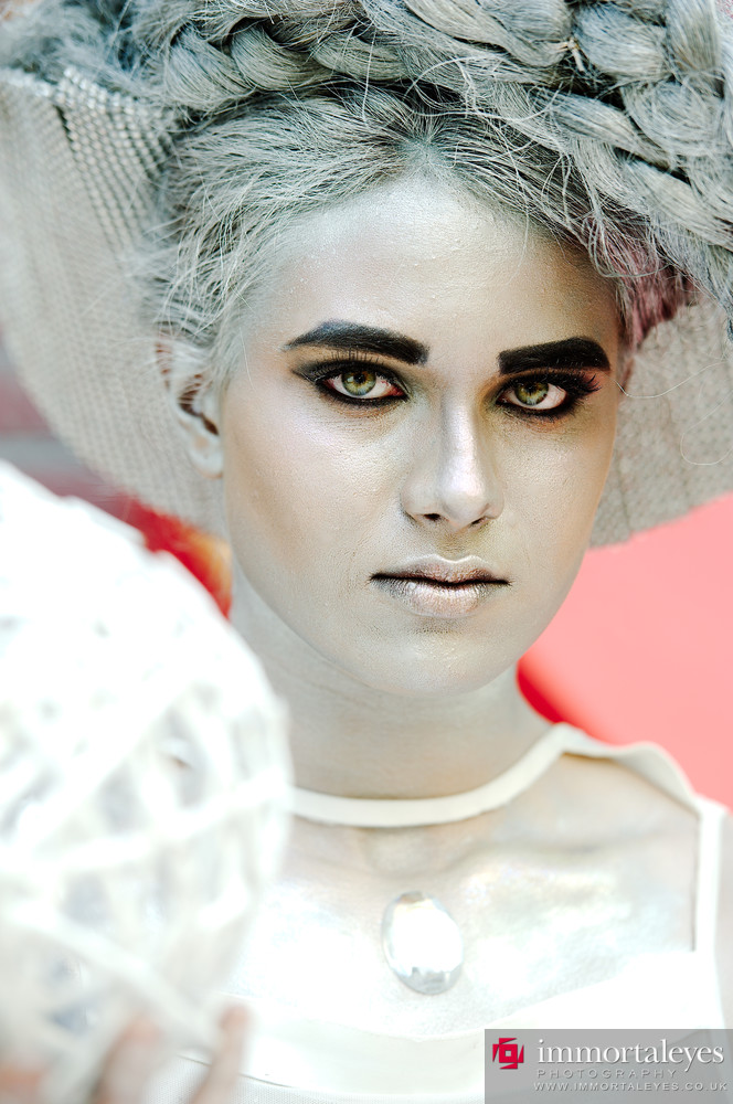 Silver Lady / Photography by Lenscape / Uploaded 12th June 2016 @ 06:23 PM