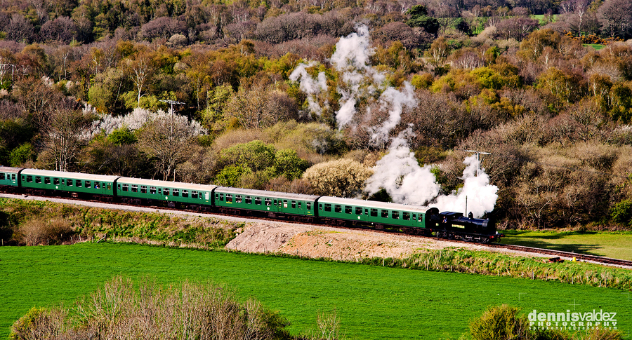 Steam Train / Photography by DennisValdez Photography / Uploaded 17th July 2012 @ 06:03 PM