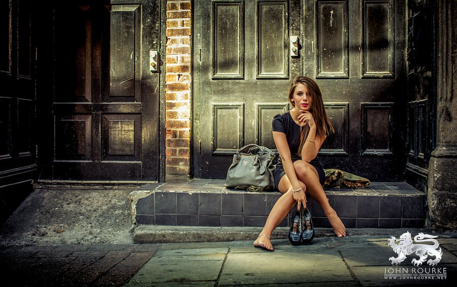 Charlotte / Photography by JohnRourke, Post processing by JohnRourke / Uploaded 27th September 2013 @ 09:54 PM