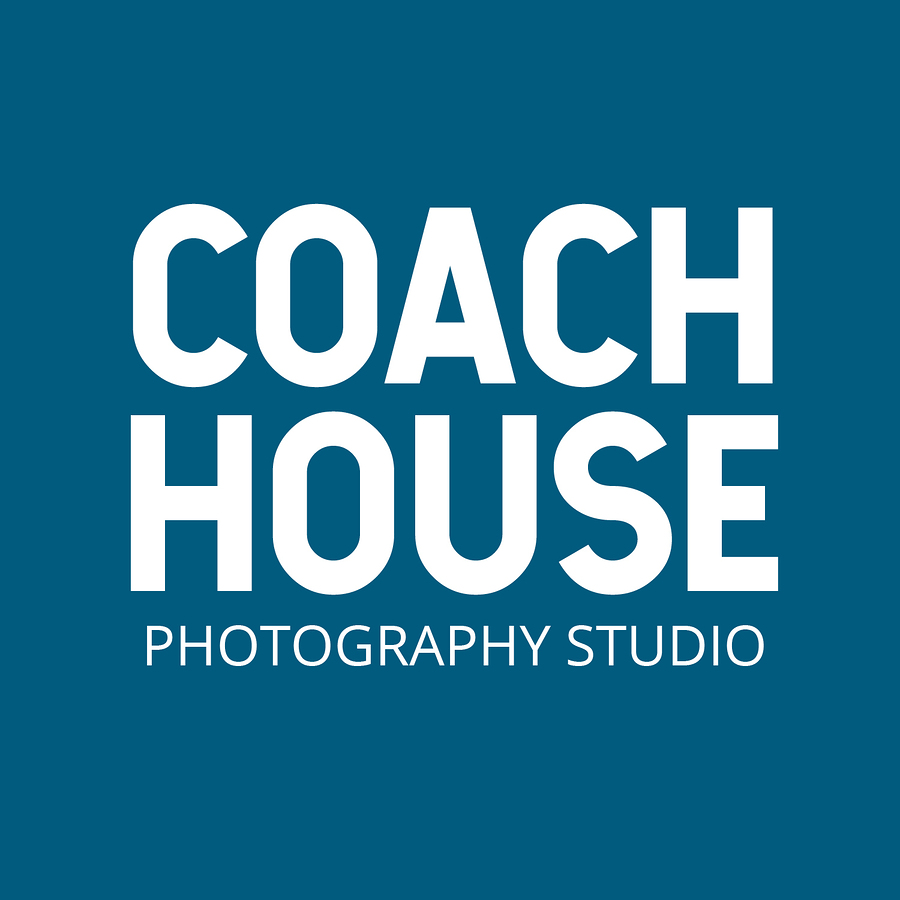 New Logo / Photography by Joncookphoto, Taken at The Coach House Studio / Uploaded 5th August 2020 @ 12:23 PM