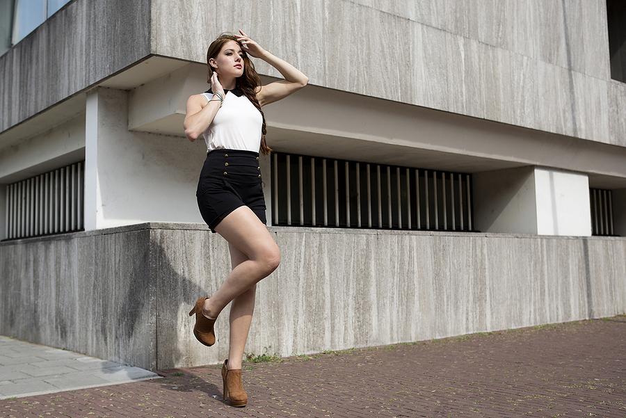 My port neede fashion shots / Model Joy Draiki / Uploaded 16th June 2015 @ 11:06 AM