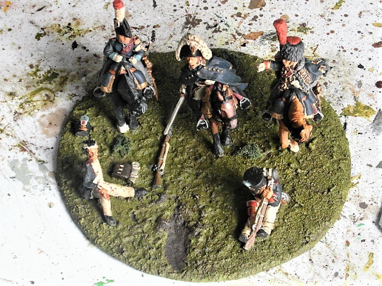 28mm Wargaming / Artwork by Adrian Henderson / Uploaded 24th September 2018 @ 12:43 PM