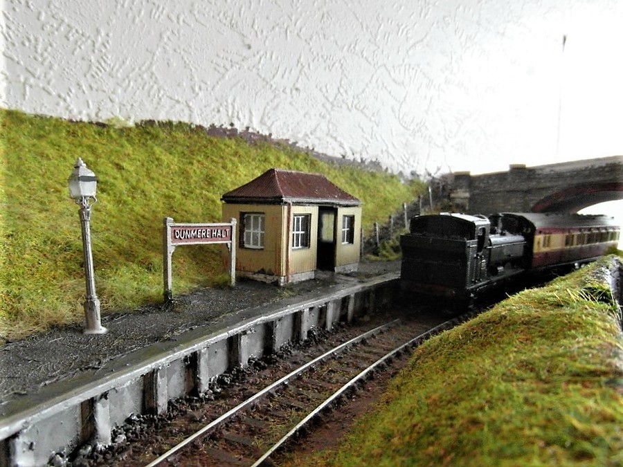 Model of Bodmin North / Artwork by Adrian Henderson / Uploaded 24th June 2019 @ 06:54 AM