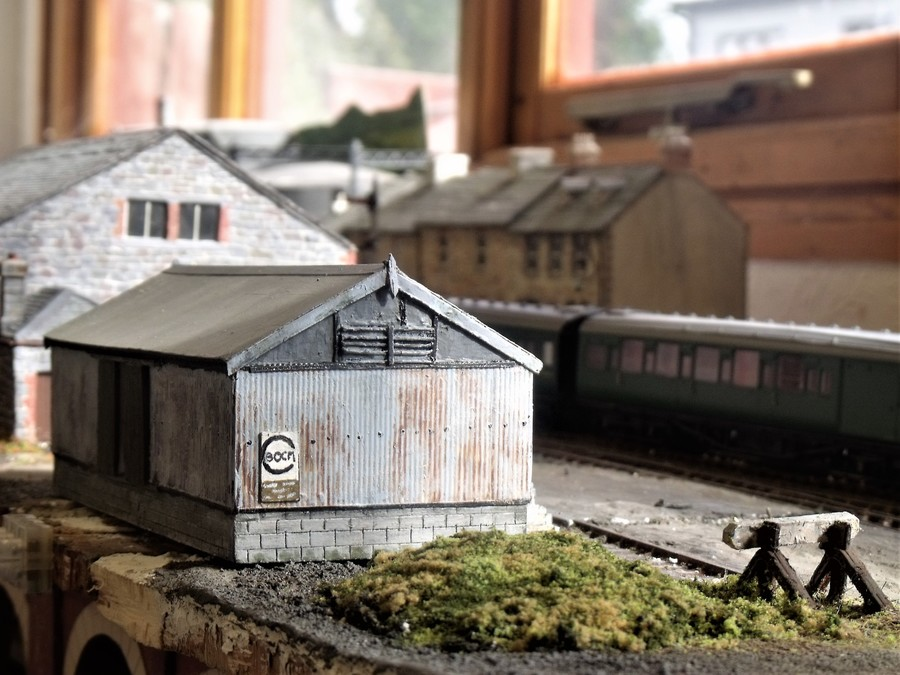 Bodmin North Model / Artwork by Adrian Henderson / Uploaded 29th August 2021 @ 07:00 AM