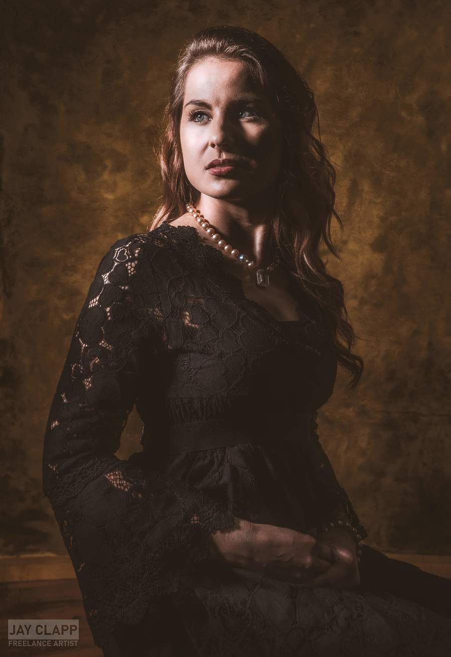 Traditional style / Photography by Jay Clapp Freelance Artist, Model Claudia K, Post processing by Jay Clapp Freelance Artist, Taken at Rock Factory Photo Studio / Uploaded 18th January 2021 @ 08:45 PM