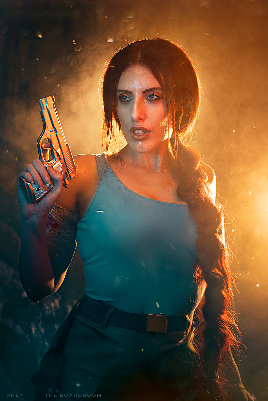 Tomb Raider / Photography by The Boardroom – PHLY, Model Arabella, Makeup by Arabella, Post processing by The Boardroom – PHLY, Stylist Arabella, Taken at The Boardroom – PHLY, Hair styling by Arabella / Uploaded 21st July 2019 @ 08:33 PM