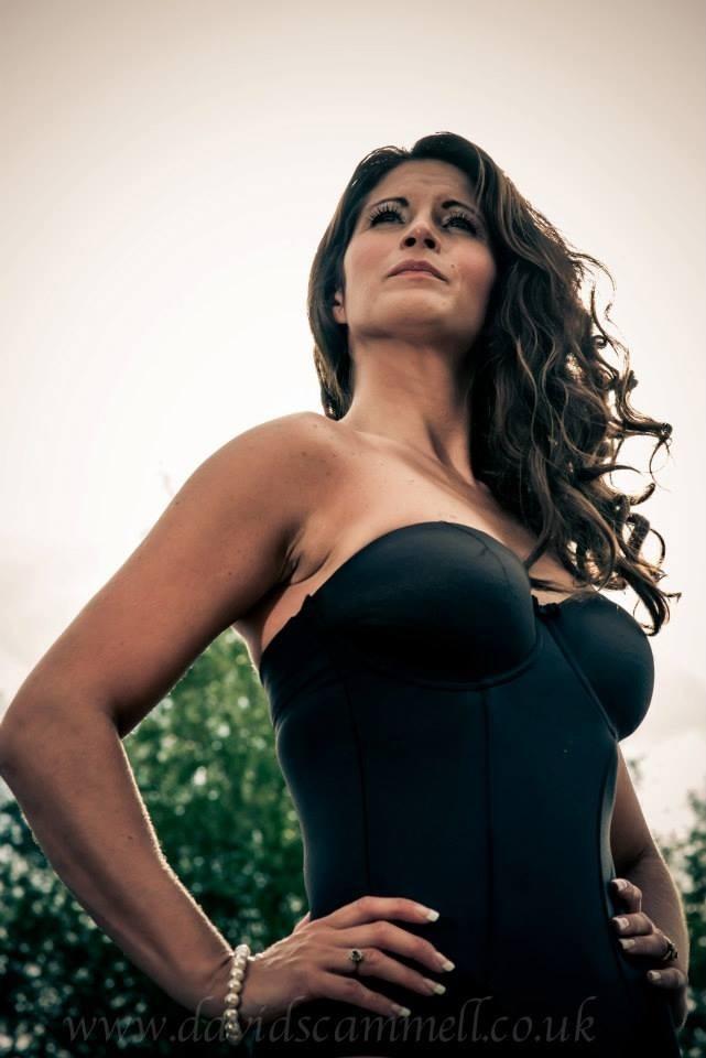 Strong woman  / Model Liz Hunt / Uploaded 2nd September 2013 @ 09:32 PM
