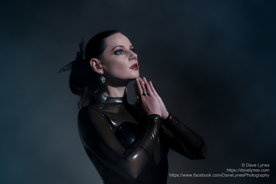 Photography by Dave Lynes, Model Sugar&Spice, Post processing by Dave Lynes, Taken at AURA Studio / Uploaded 2nd November 2019 @ 06:40 PM