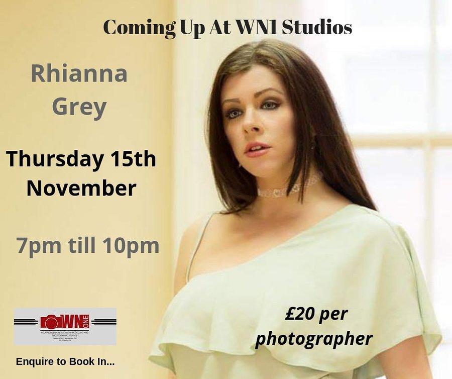 Taken at WN1 Studios / Uploaded 12th November 2018 @ 11:39 AM