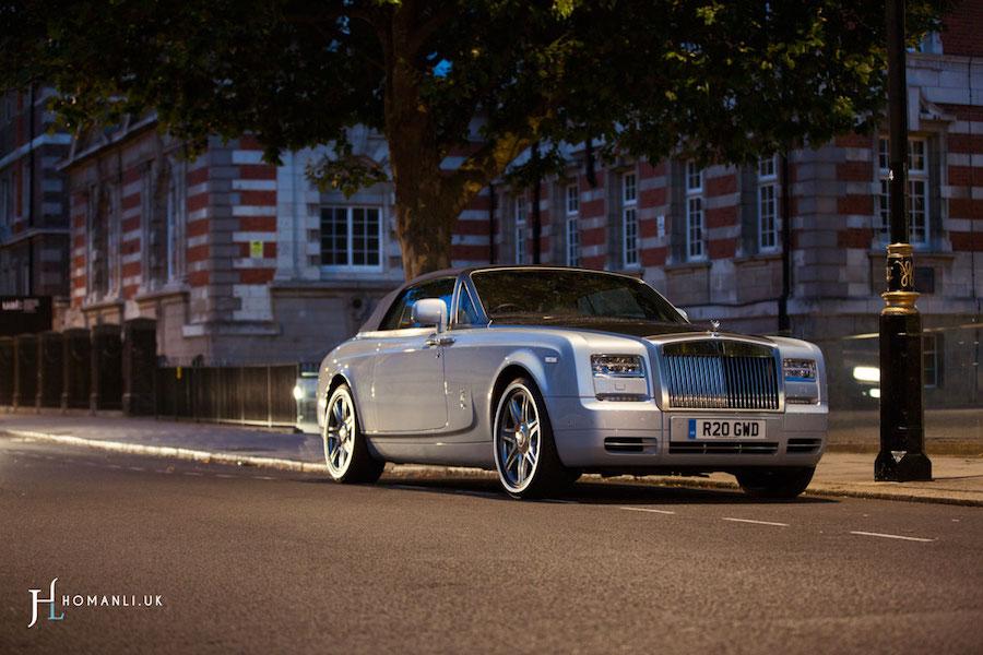Rolls Royce Phantom Drophead / Photography by Homani, Post processing by Homani / Uploaded 2nd November 2015 @ 04:14 PM