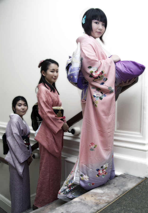 Traditional & Kawaii Kimono / Stylist Kimono Stylist / Uploaded 2nd November 2015 @ 01:49 PM