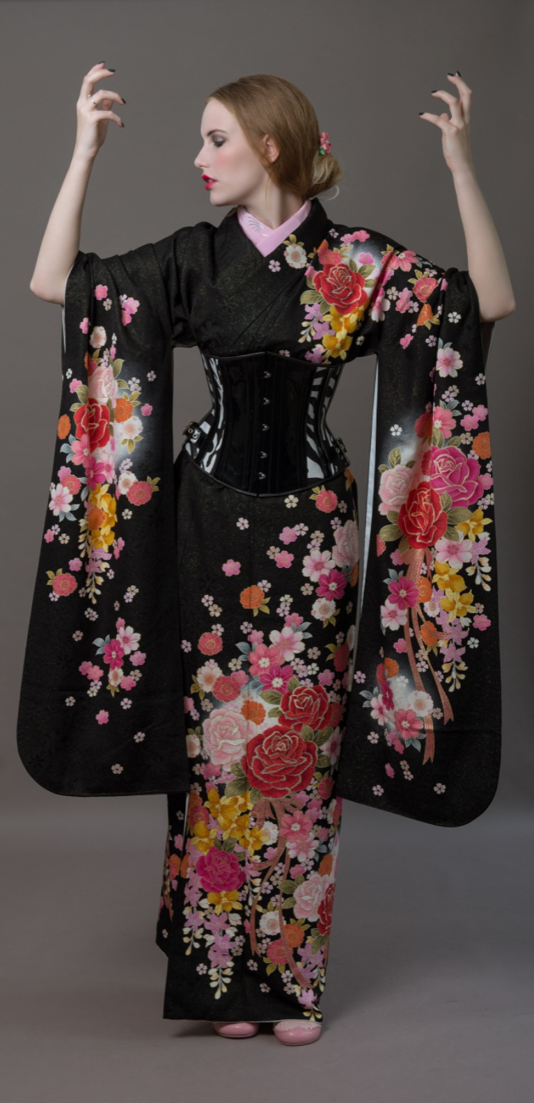 I command you! / Stylist Kimono Stylist, Designer Kimono Stylist / Uploaded 2nd August 2017 @ 07:17 PM