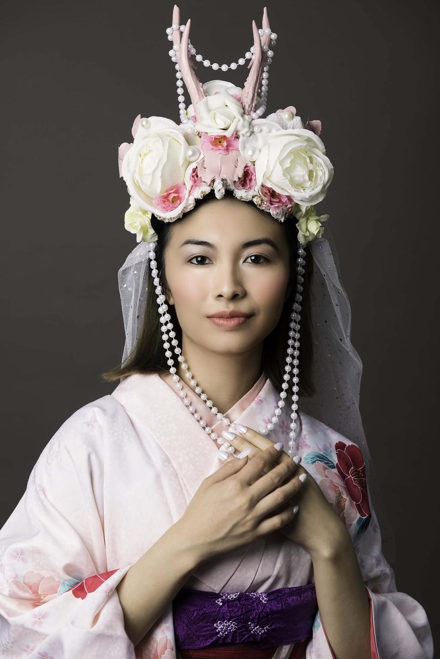 I will protect the forest / Stylist Kimono Stylist, Designer Kimono Stylist / Uploaded 2nd August 2017 @ 07:22 PM