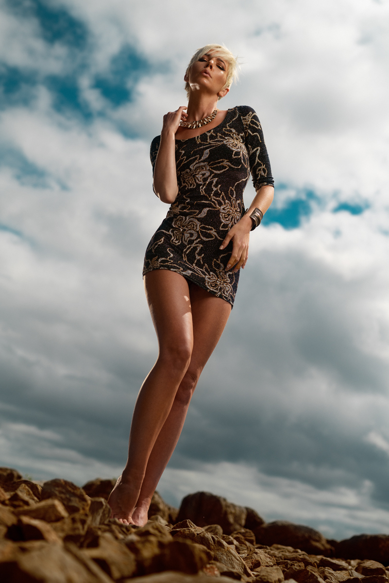 Photography by Andrew Rowe, Model Amie Boulton / Uploaded 8th August 2020 @ 01:58 PM