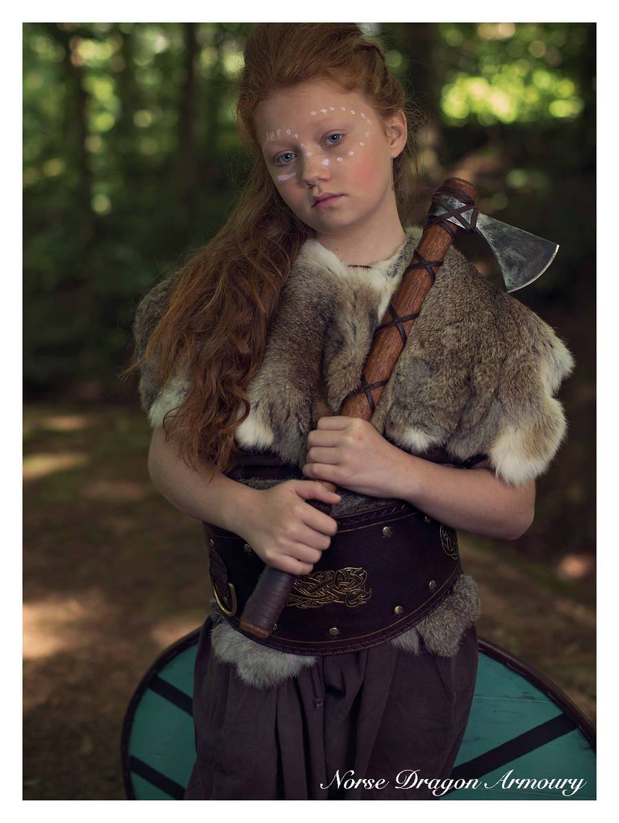 Viking Child Photography By NORSE DRAGON ARMOURY