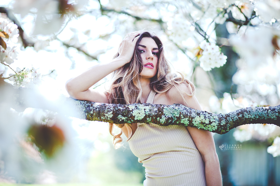 Blossom / Photography by Eleanor Stobbart / Uploaded 30th April 2017 @ 08:31 AM