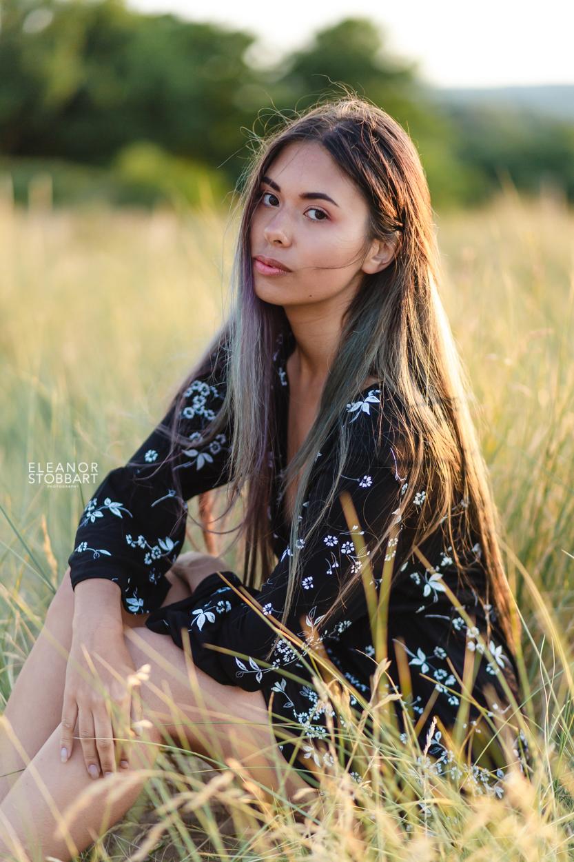 Golden Light / Photography by Eleanor Stobbart, Model Jaime-lee Burke / Uploaded 15th October 2018 @ 07:00 PM