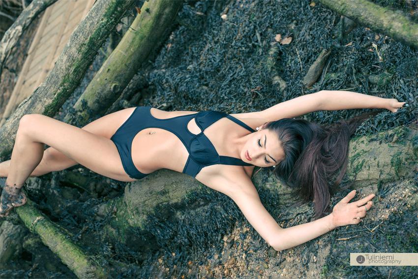 muddy river shoot / Model Elesha Eden / Uploaded 16th August 2013 @ 11:47 PM