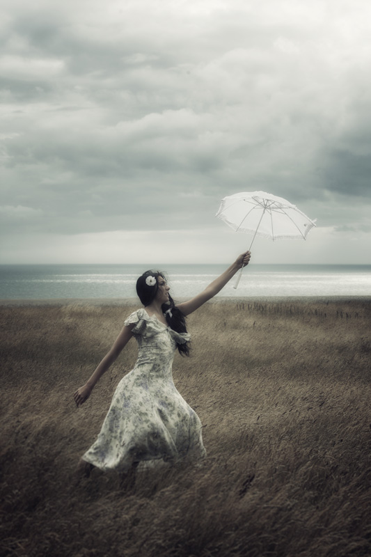 windy / Photography by Joana Kruse, Model Elesha Eden / Uploaded 12th August 2013 @ 08:54 PM