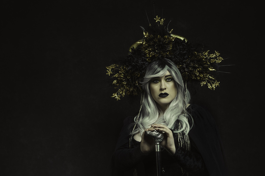 Sister of Sinister / Photography by Dom Regan Photographic, Model Sister Of Sinister, Makeup by Sister Of Sinister, Assisted by Salli Gainsford / Uploaded 15th August 2017 @ 04:38 PM