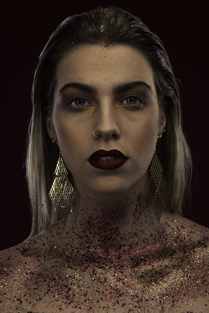 Laura / Photography by Dom Regan Photographic, Makeup by Sister Of Sinister, Taken at Studio Visage / Uploaded 9th March 2018 @ 10:39 AM