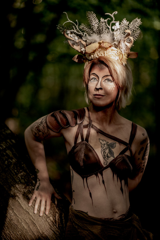 Faun / Photography by Rob77 / Uploaded 22nd December 2017 @ 07:08 AM