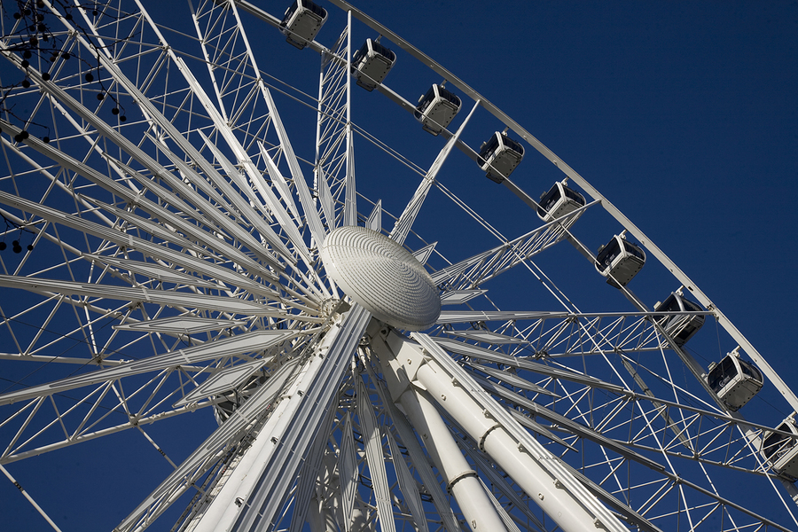 Winter Wonderland Wheel / Photography by John K / Uploaded 30th July 2012 @ 04:46 PM