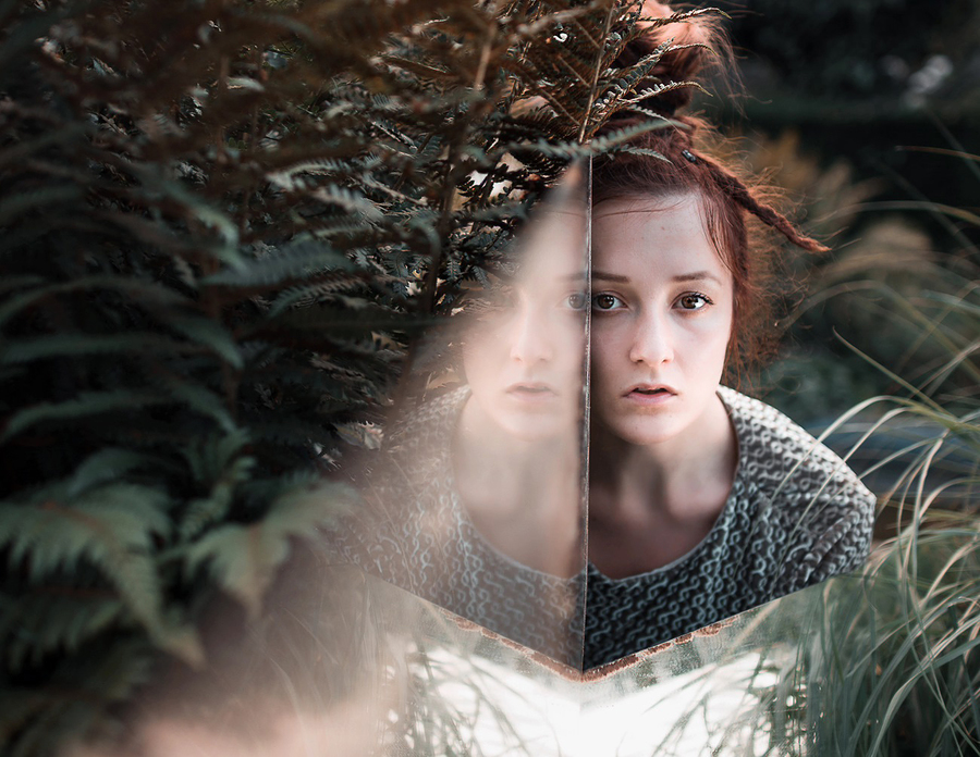 Rift / Photography by Balazs Toro, Model Stephanie Pearl Model / Uploaded 22nd September 2019 @ 09:19 AM