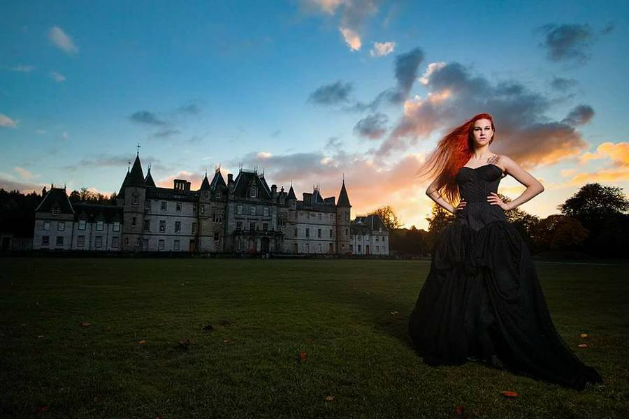queen of the castle :D / Model Dynce / Uploaded 28th October 2016 @ 06:57 PM