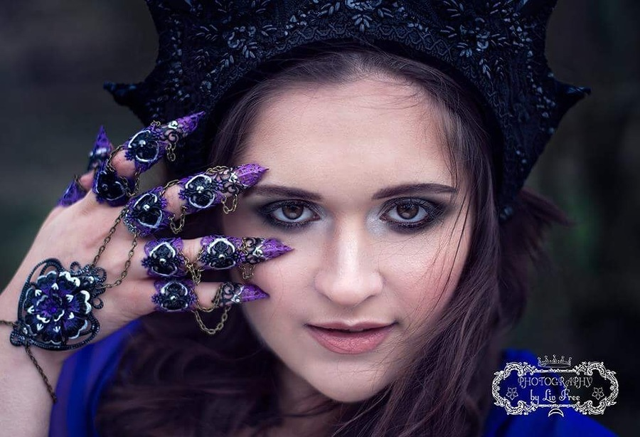Mermaid fashion / Model Mariesartain95 / Uploaded 11th June 2018 @ 11:02 AM