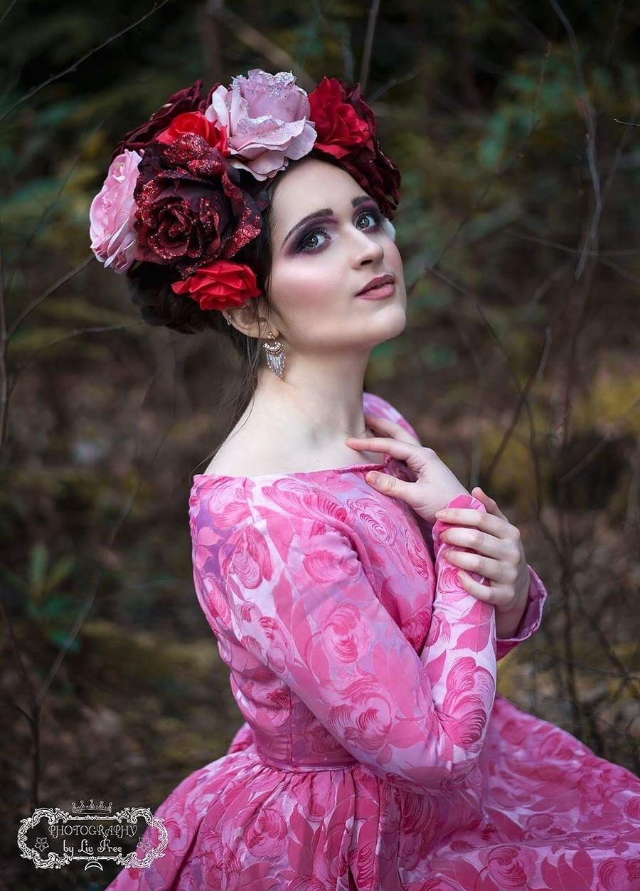Fairytale location shoot / Model Mariesartain95 / Uploaded 13th September 2018 @ 03:38 PM