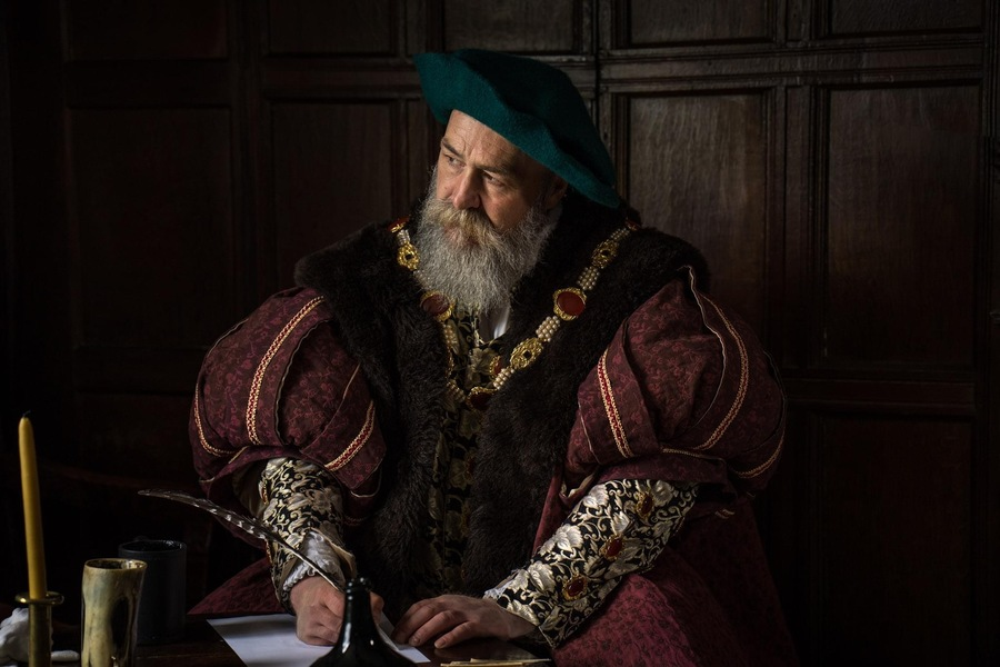 The death warrant of the execution of Anne Boleyn  / Model Pip the Gentleman! / Uploaded 13th June 2021 @ 08:06 PM