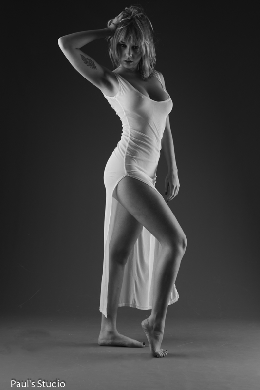 Nearly Nude  / Photography by Pauls-Studio, Model MillyJean, Taken at Pauls-Studio / Uploaded 5th February 2014 @ 09:35 PM
