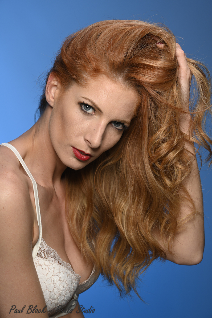 My New Hair Colour / Photography by Pauls-Studio, Model Rebecca Leah, Taken at Pauls-Studio / Uploaded 8th June 2019 @ 04:27 PM