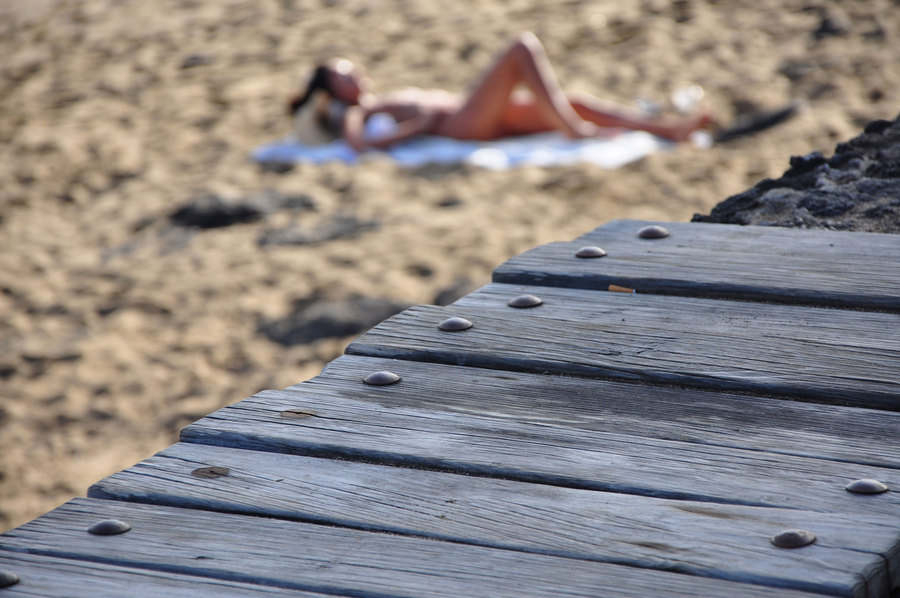 Sun Bather / Photography by Lunar Caustic Photography / Uploaded 16th July 2012 @ 06:44 PM