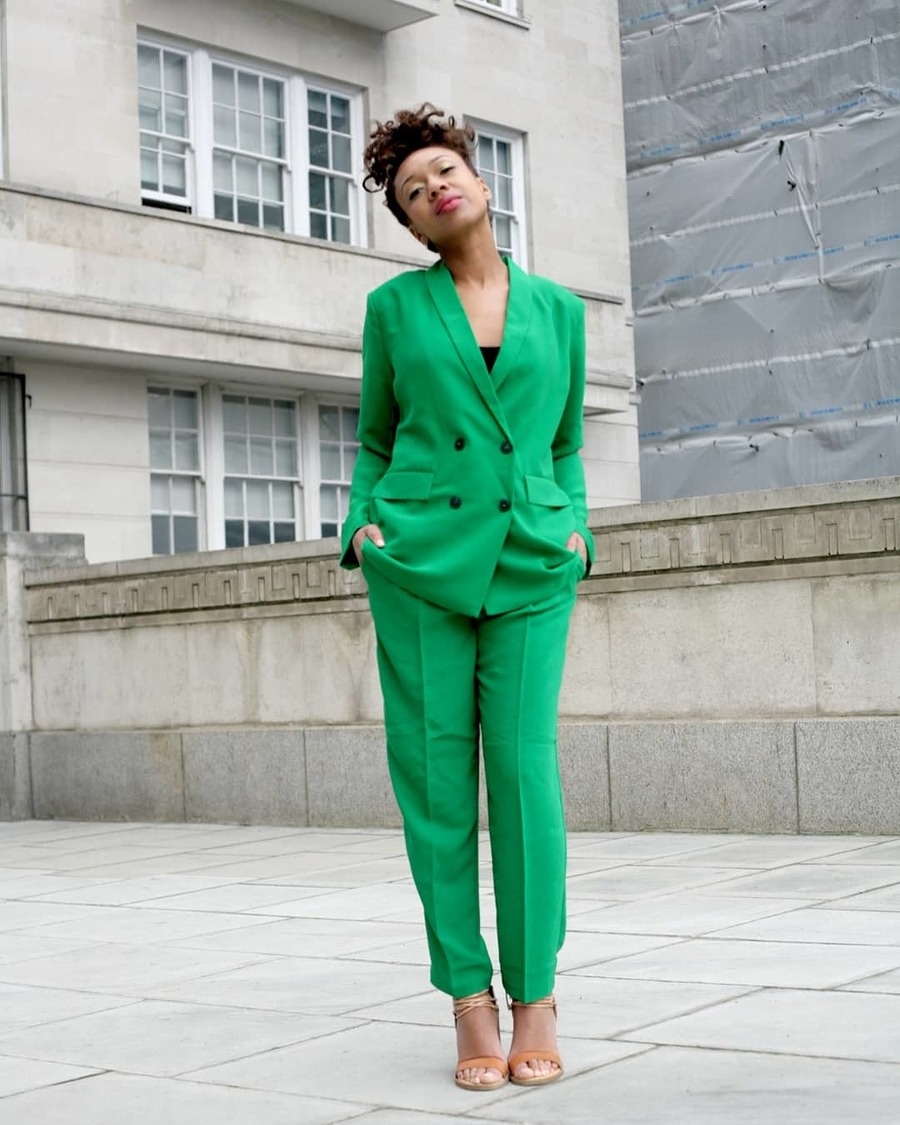 Green suit / Photography by You-In-The-Lens / Uploaded 28th October 2020 @ 03:42 PM