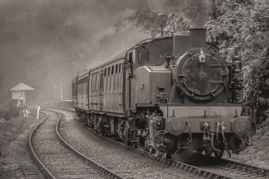 'Hotspur' - Churnet Valley railway / Photography by Andy UK / Uploaded 26th May 2019 @ 12:01 PM