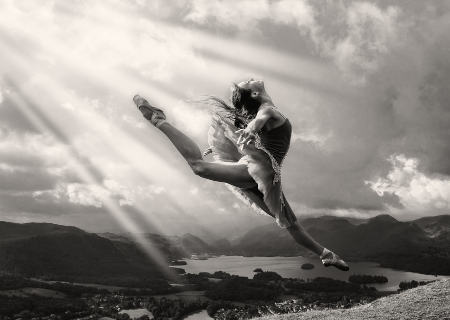 Dancing in Sunlight / Photography by Fantasy Dabblers / Uploaded 15th January 2021 @ 09:51 AM