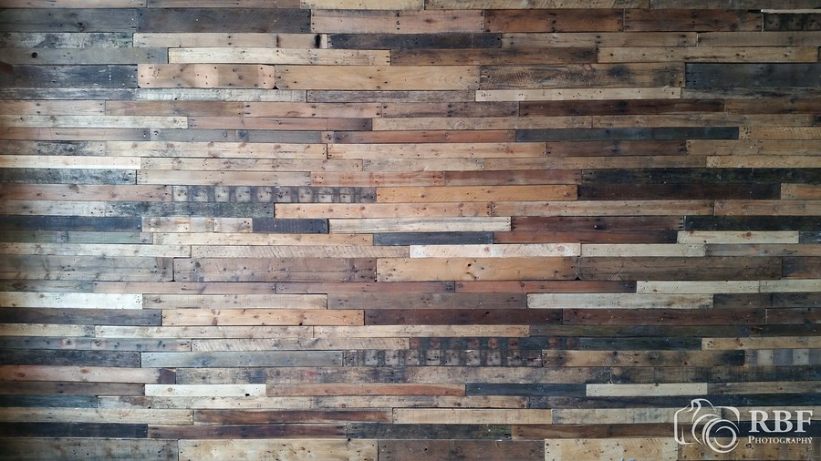 13ft high Pallet wall /  / Uploaded 8th June 2015 @ 09:51 PM