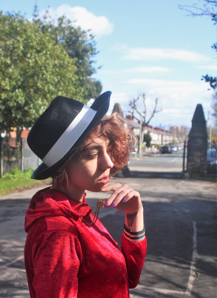 Contemplation / Photography by silkscarf, Model Ruth tyers-hamblin, Makeup by Ruth tyers-hamblin, Post processing by silkscarf, Stylist silkscarf, Hair styling by Ruth tyers-hamblin, Designer silkscarf / Uploaded 2nd April 2021 @ 01:12 PM