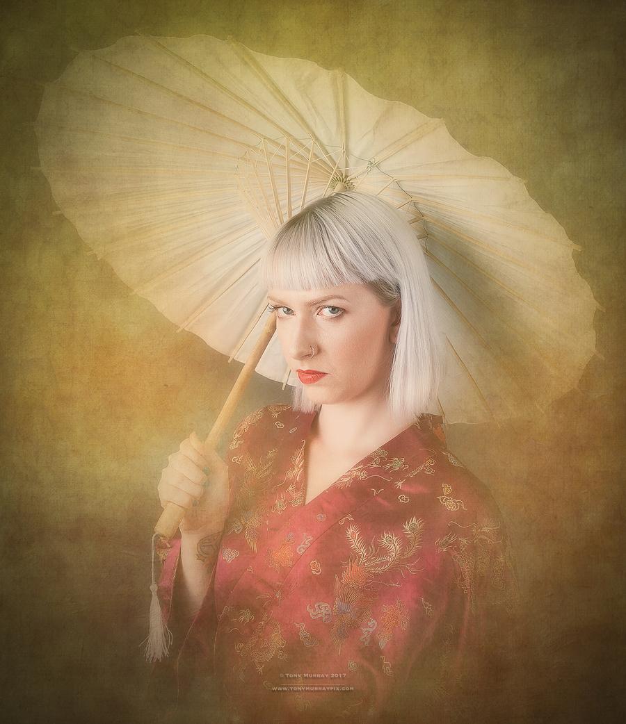Under my Umbrella / Photography by Tony Murray Pix, Model Jocey / Uploaded 10th November 2017 @ 09:43 PM