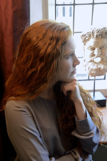 Chloe and the Greek God /  / Uploaded 4th July 2015 @ 03:32 PM