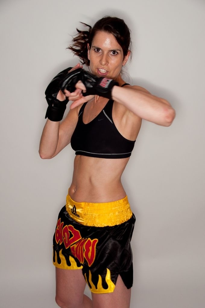 MMA fitness shoot / Photography by dnlklondon / Uploaded 12th February 2013 @ 11:40 PM