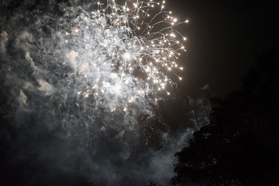 Bournemouth Fireworks Show - Part Four / Photography by Dennis Bloodnok Photography, Post processing by Dennis Bloodnok Photography / Uploaded 19th August 2017 @ 09:09 PM