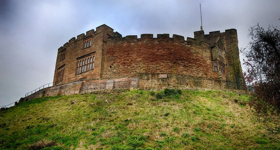 Tamworth Castle / Photography by Dennis Bloodnok Photography, Post processing by Dennis Bloodnok Photography / Uploaded 15th February 2018 @ 01:32 PM