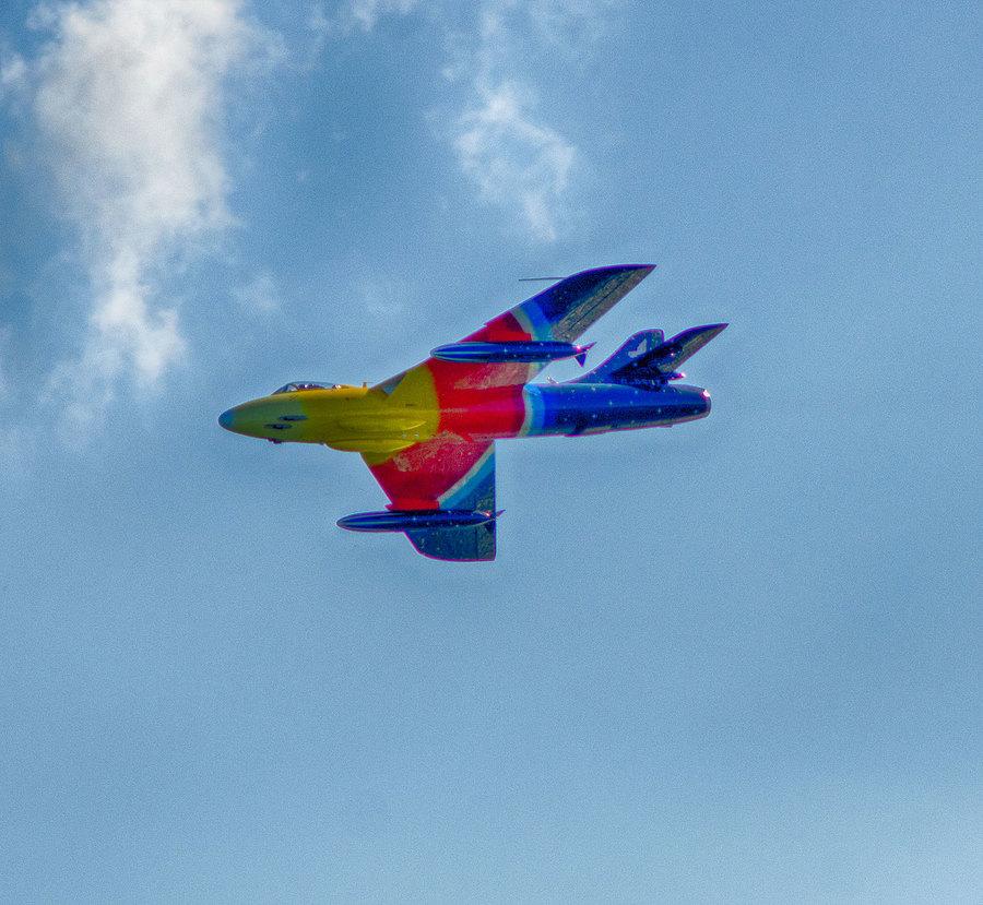Jet Fighter / Photography by Dennis Bloodnok Photography, Post processing by Dennis Bloodnok Photography / Uploaded 10th April 2018 @ 01:47 PM
