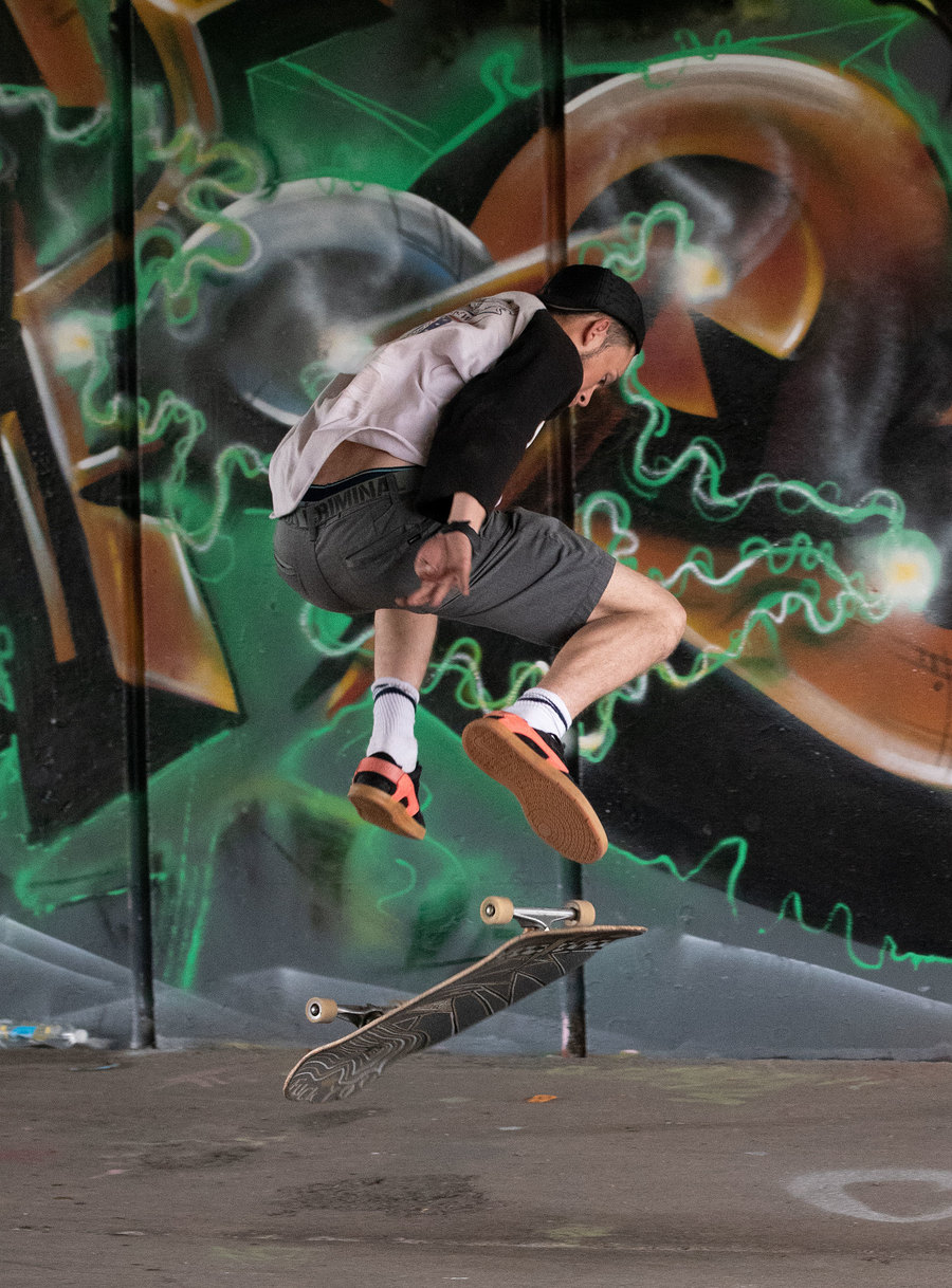 More Skateboarding / Photography by Dennis Bloodnok Photography, Post processing by Dennis Bloodnok Photography / Uploaded 10th October 2018 @ 12:20 PM