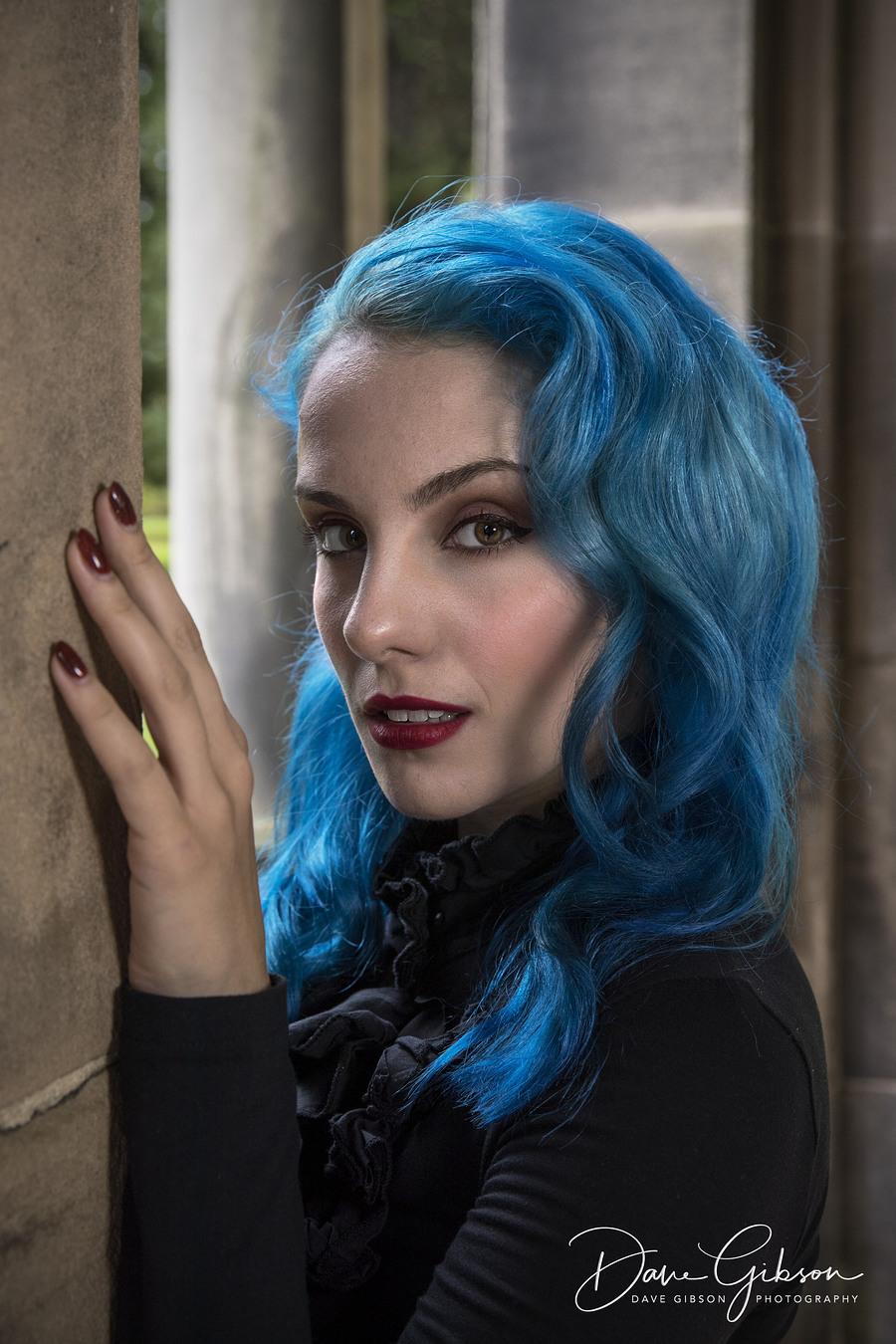 Hide & Seek / Photography by Dave Gibson, Model Mina Von Vixen, Makeup by Mina Von Vixen, Stylist Mina Von Vixen, Hair styling by Mina Von Vixen / Uploaded 18th March 2018 @ 03:49 PM